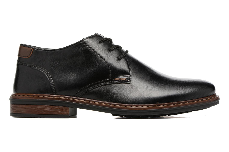 Chaussures à lacets Rieker Sami 17613 Noir vue derrière