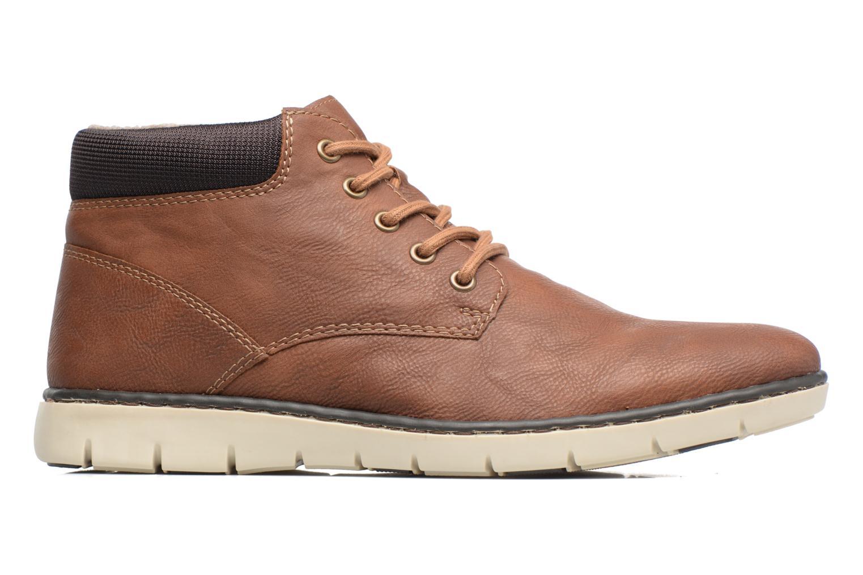 Bottines et boots Rieker Freddy 37520 Marron vue derrière