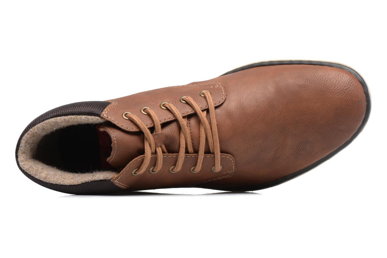 Bottines et boots Rieker Freddy 37520 Marron vue gauche