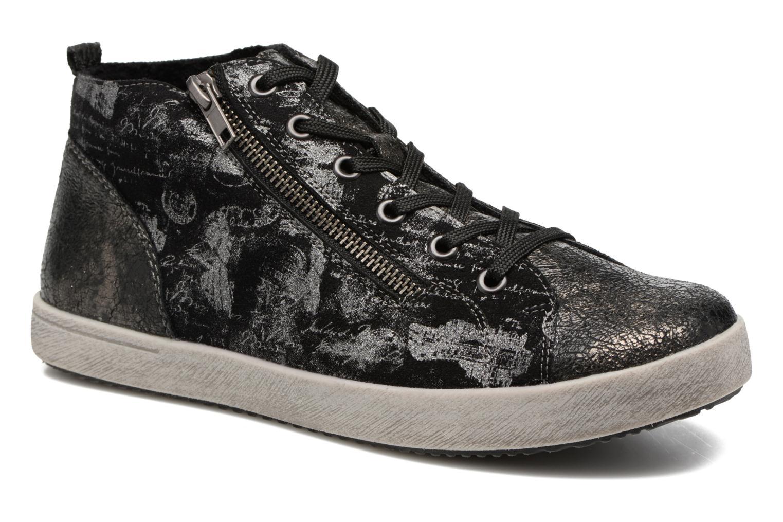 Zapatos promocionales Rieker Donna K5272 (Negro) - Deportivas   Venta de liquidación de temporada