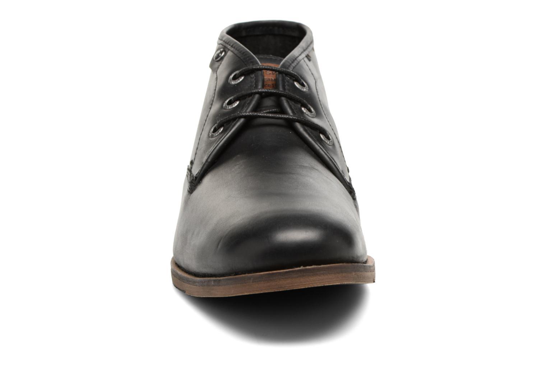 Zapatos con cordones Redskins Alerte Negro vista del modelo