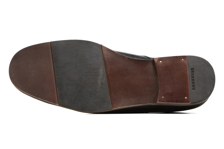 Zapatos con cordones Redskins Alerte Negro vista de arriba