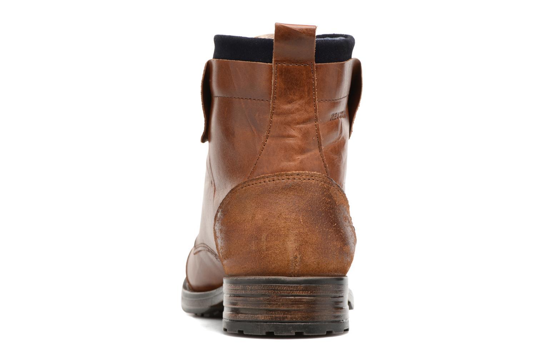 Bottines et boots Redskins Yedes Marron vue droite