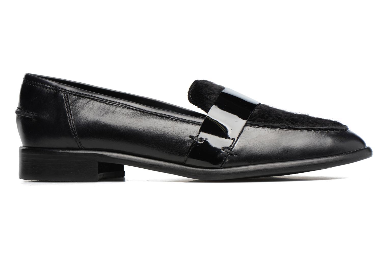 Loafers Georgia Rose Loupom Black back view