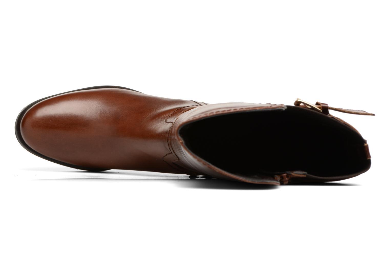 Lacav cuir cognac