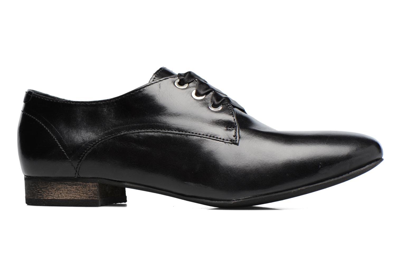 Chaussures à lacets Georgia Rose Lisy Noir vue derrière