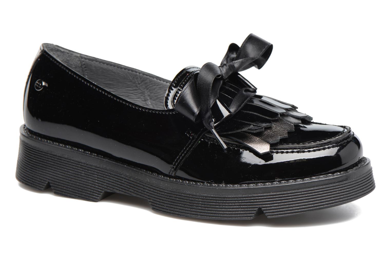 Slipper Melania SC. BASSA LACCI schwarz detaillierte ansicht/modell