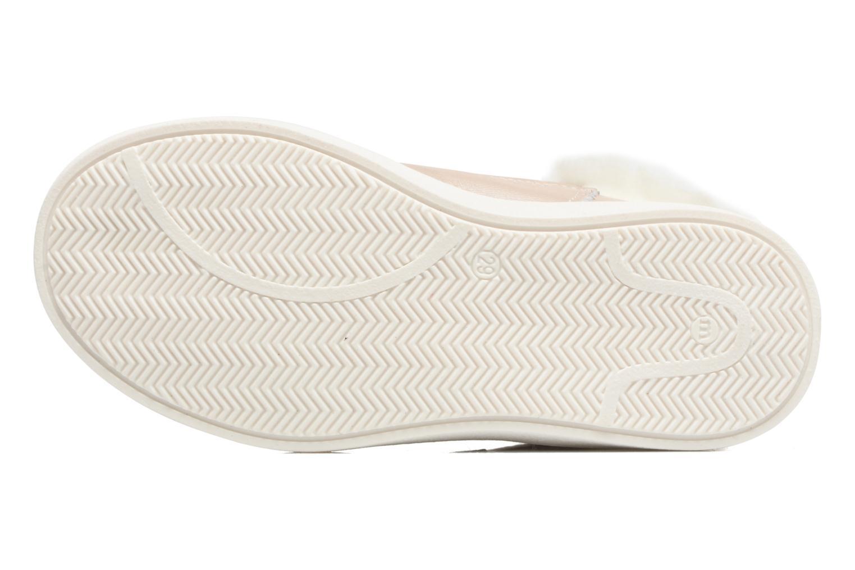 Sneakers Melania POLACCO VELCRI B Zilver boven