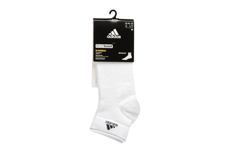 Chaussettes et collants Adidas Performance R LIGH ANK T 1P Blanc vue portées chaussures
