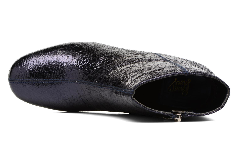 Stiefeletten & Boots I Love Shoes CORINA blau ansicht von links
