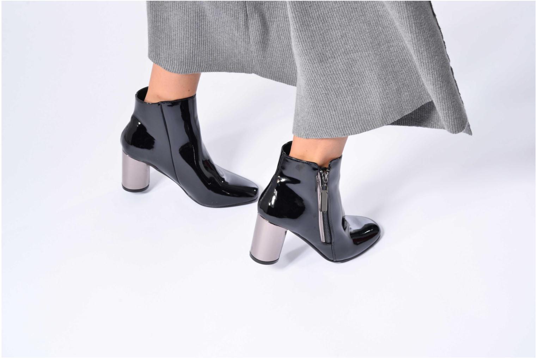 Botines  I Love Shoes CRISTINA Plateado vista de abajo