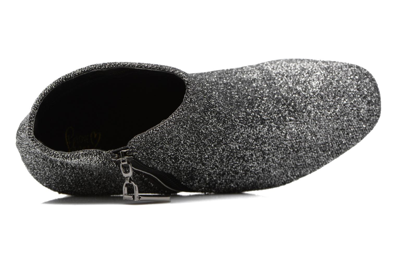 Botines  I Love Shoes CRISTINA Plateado vista lateral izquierda
