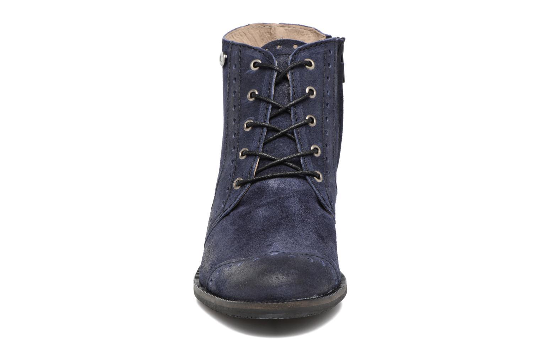 Bottines et boots Dkode Vera Bleu vue portées chaussures