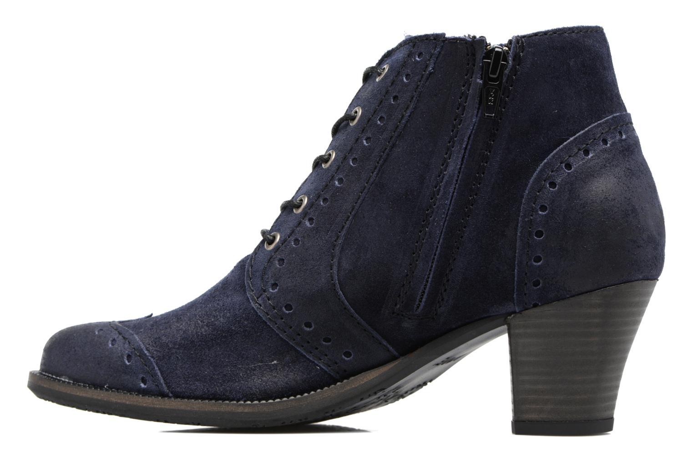 Bottines et boots Dkode Vera Bleu vue face