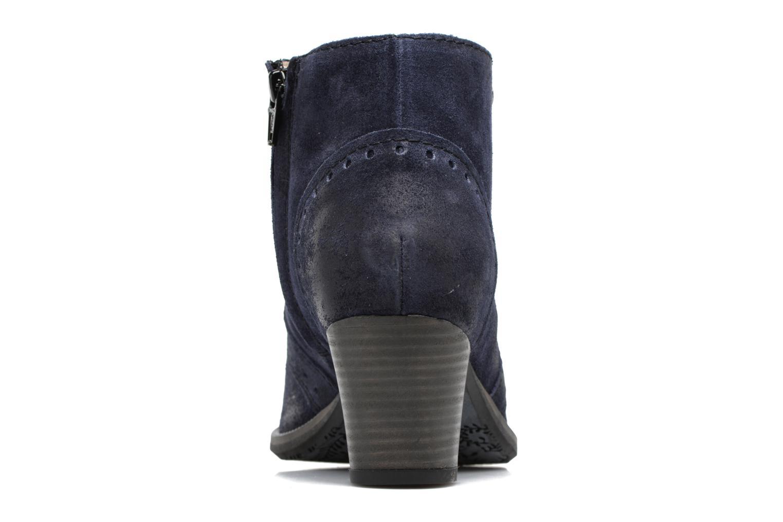 Bottines et boots Dkode Vera Bleu vue droite