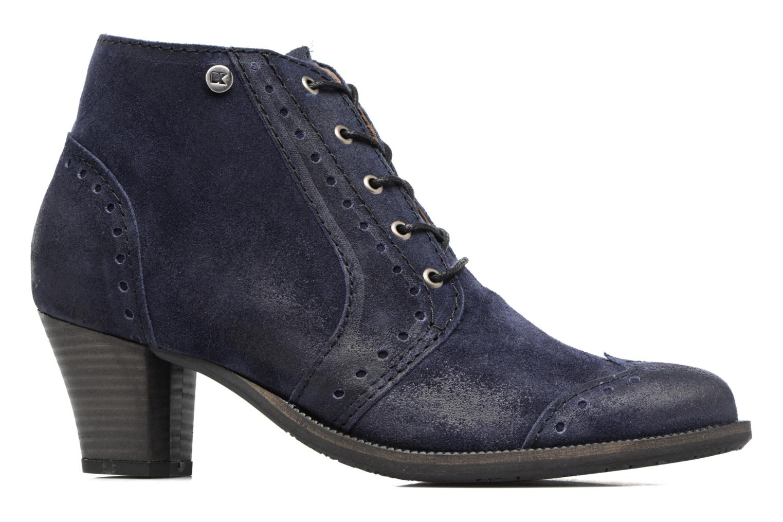 Bottines et boots Dkode Vera Bleu vue derrière