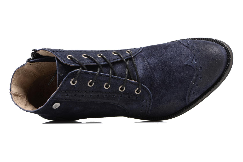 Bottines et boots Dkode Vera Bleu vue gauche