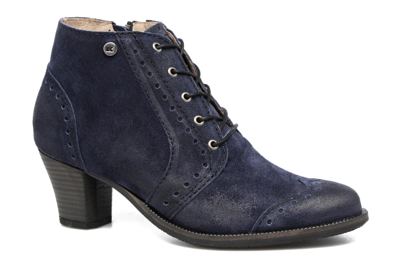 Bottines et boots Dkode Vera Bleu vue détail/paire