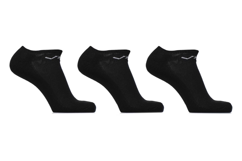 Chaussettes et collants Vans CLASSIC KICK LOT DE 3 Noir vue détail/paire