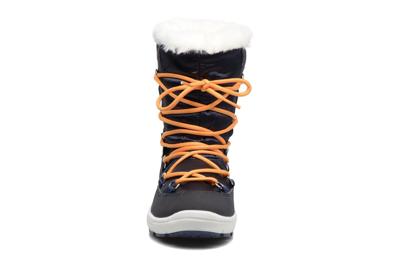 Sportschuhe SARENZA POP MOWFLAKE Bottes de neige  Snow boots blau schuhe getragen
