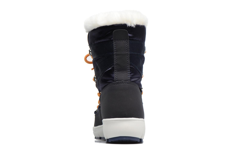 Sportschuhe SARENZA POP MOWFLAKE Bottes de neige  Snow boots blau ansicht von rechts