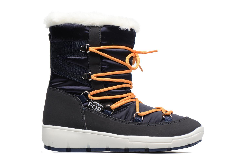 Sportschuhe SARENZA POP MOWFLAKE Bottes de neige  Snow boots blau ansicht von hinten