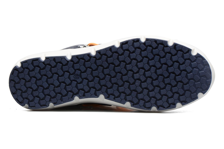Sportschuhe SARENZA POP MOWFLAKE Bottes de neige  Snow boots blau ansicht von oben