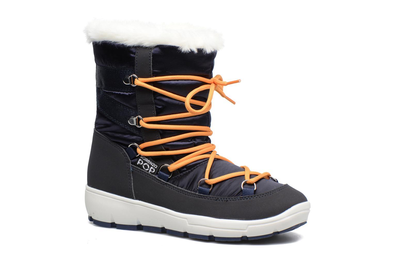 Sportschuhe SARENZA POP MOWFLAKE Bottes de neige  Snow boots blau detaillierte ansicht/modell