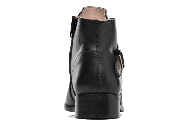 Bottines et boots Mellow Yellow Post Noir vue droite