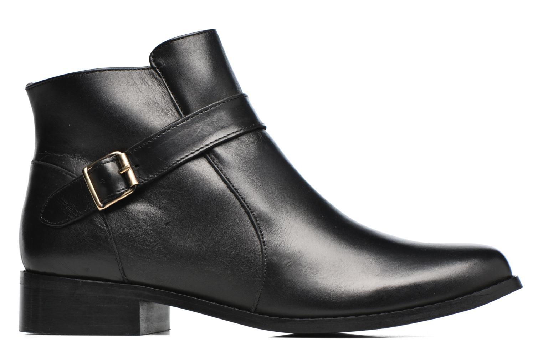 Boots en enkellaarsjes Mellow Yellow Post Zwart achterkant