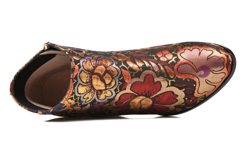 Bottines et boots Mellow Yellow Caflowery Multicolore vue gauche