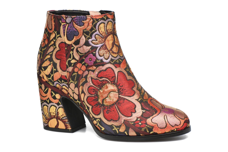 Mellow Yellow Caflowery (Multicolore) - Bottines et boots chez Sarenza (304715)
