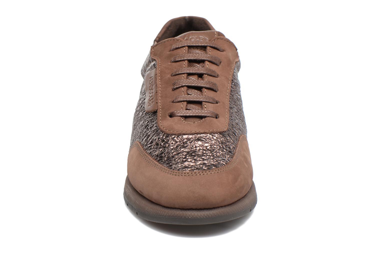 Baskets Aerosoles Better Off 2 Marron vue portées chaussures