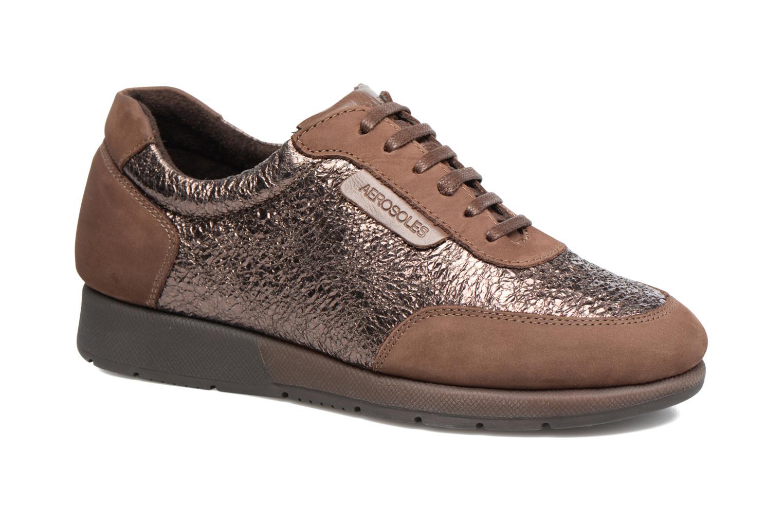 Grandes descuentos últimos zapatos Aerosoles Better Off 2 (Marrón) - Deportivas Descuento
