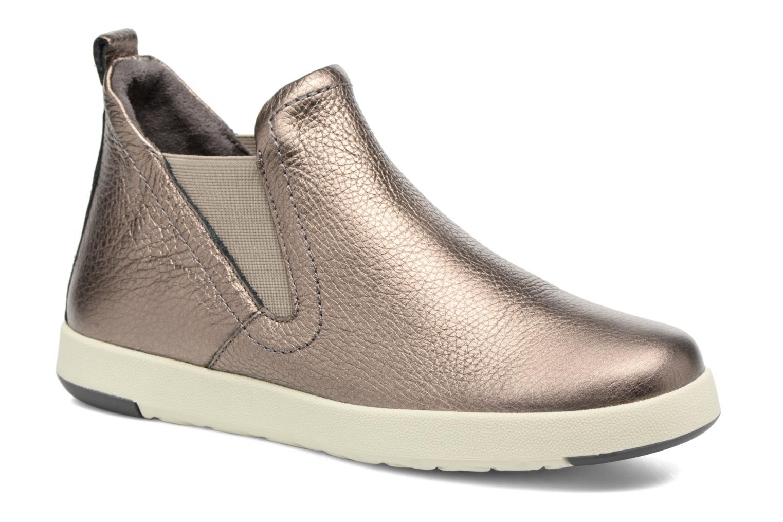 Ankelstøvler Aerosoles Shipment Guld og bronze detaljeret billede af skoene