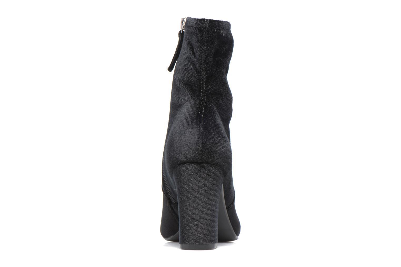 Bottines et boots Steve Madden Avenue Noir vue droite
