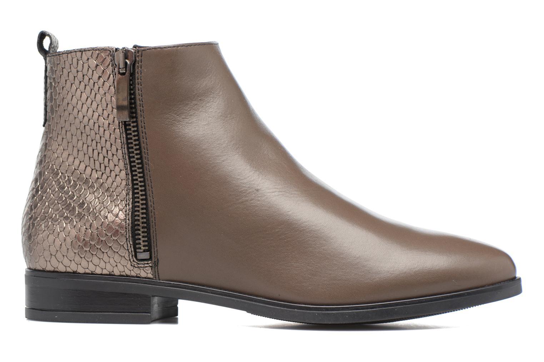 Stiefeletten & Boots Georgia Rose Olimpe braun ansicht von hinten