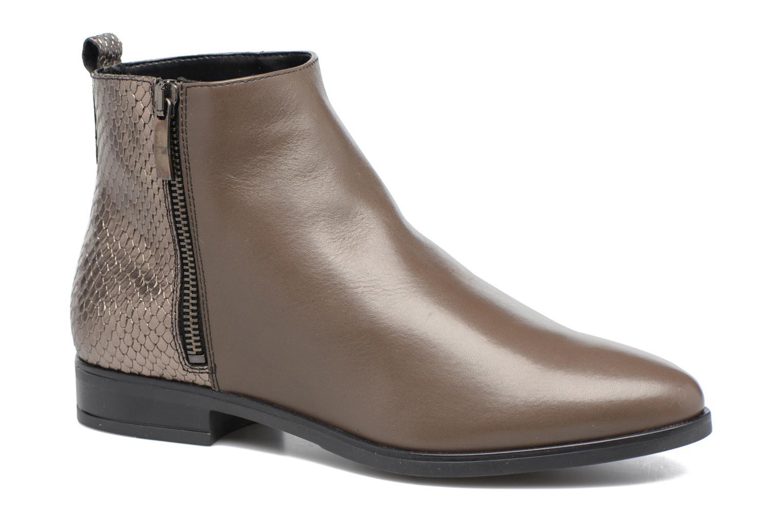 Bottines et boots Georgia Rose Olimpe Marron vue détail/paire