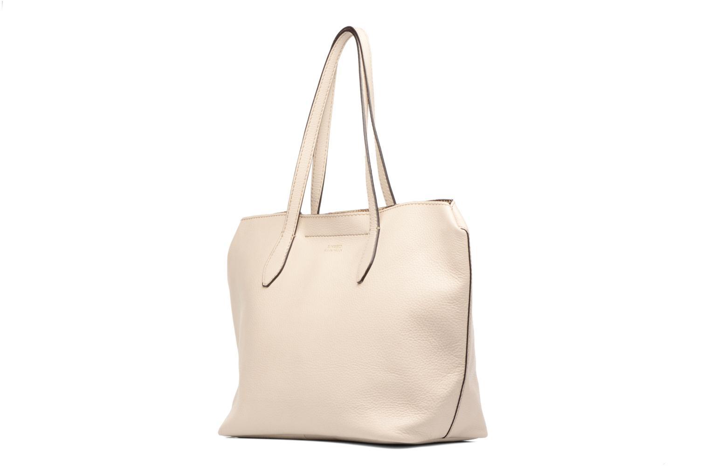 Handtaschen Loxwood Sac Shopper beige schuhe getragen