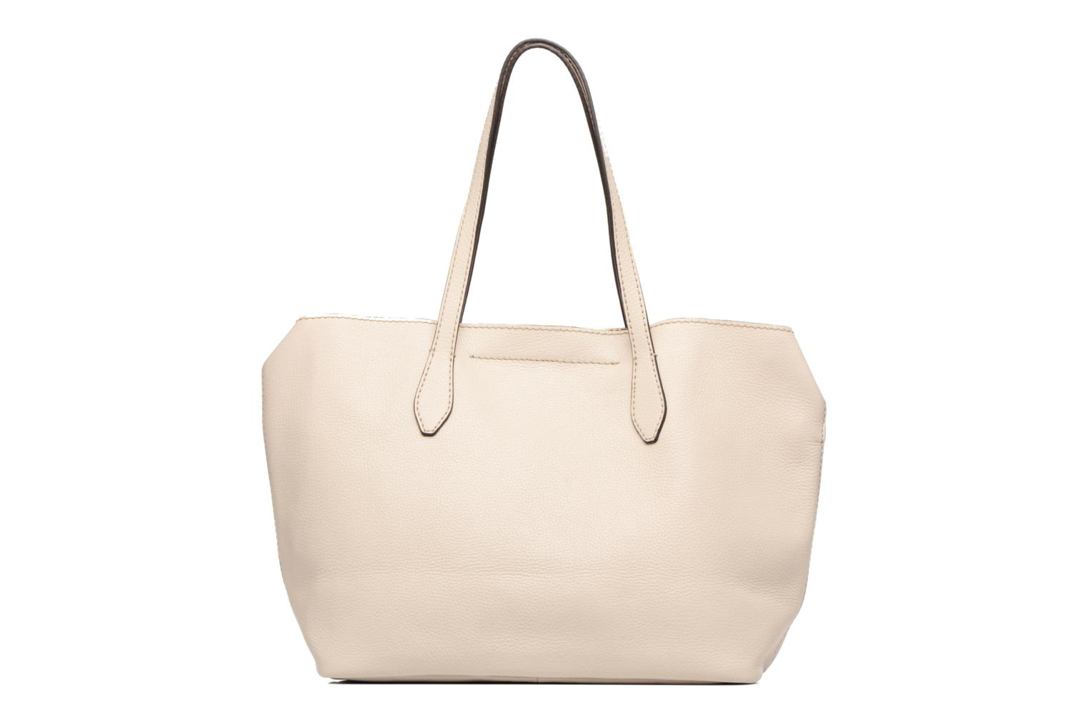 Bolsos de mano Loxwood Sac Shopper Beige vista de frente