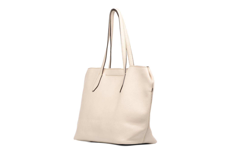 Handtaschen Loxwood Sac Shopper beige ansicht von rechts
