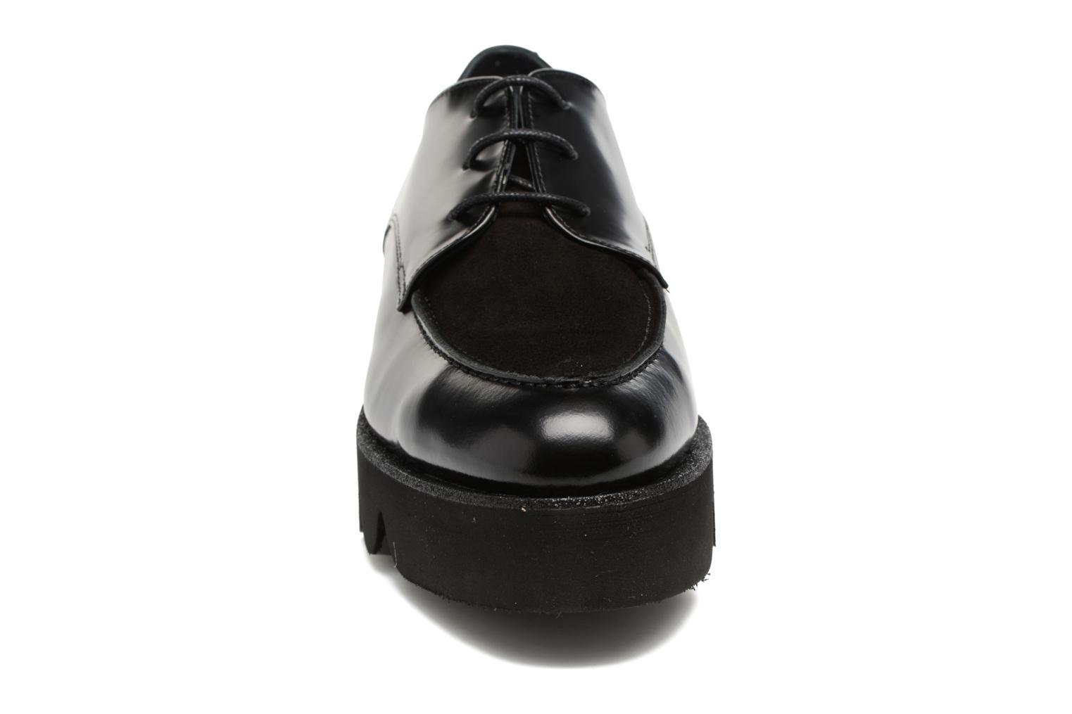 Lace-up shoes Anaki Stacey Black model view
