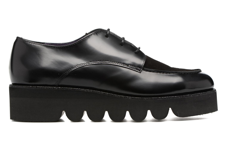 Chaussures à lacets Anaki Stacey Noir vue derrière