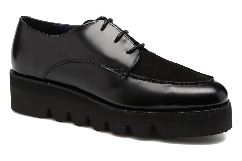 Chaussures à lacets Anaki Stacey Noir vue détail/paire