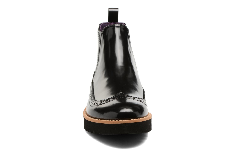 Ankelstøvler Anaki Connor Sort se skoene på