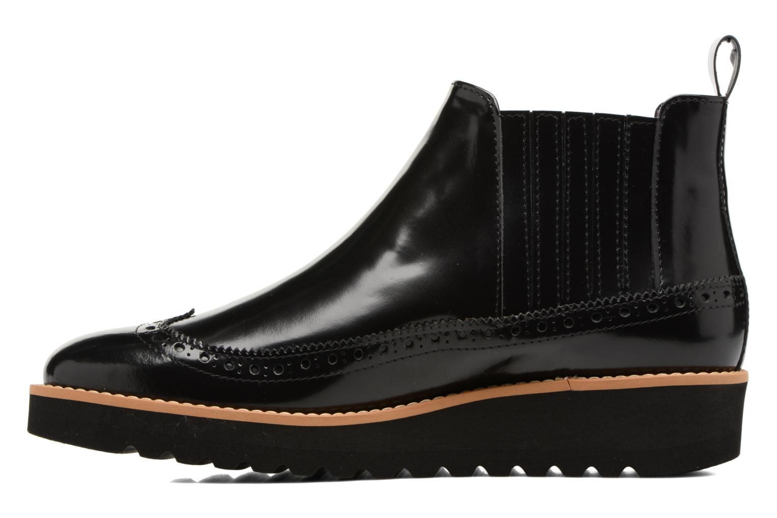 Ankle boots Anaki Connor Black front view