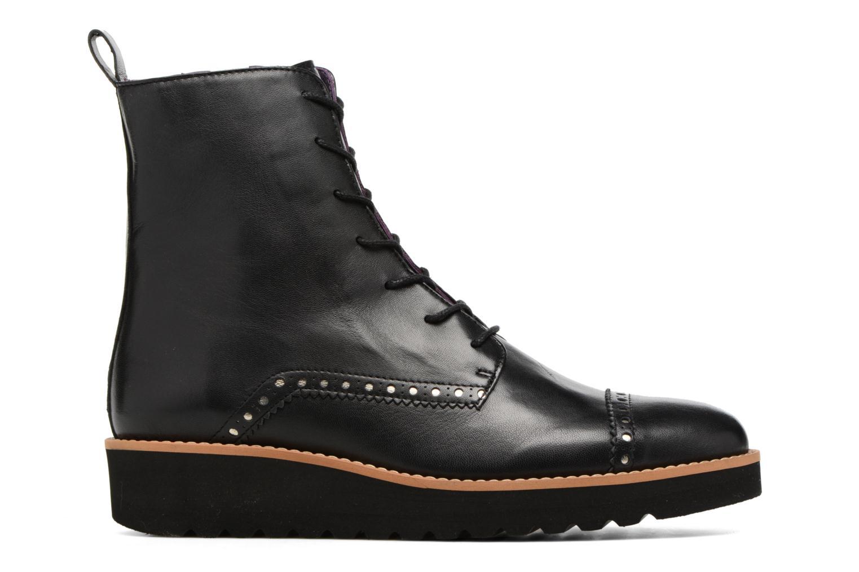 Bottines et boots Anaki Johnny Noir vue derrière