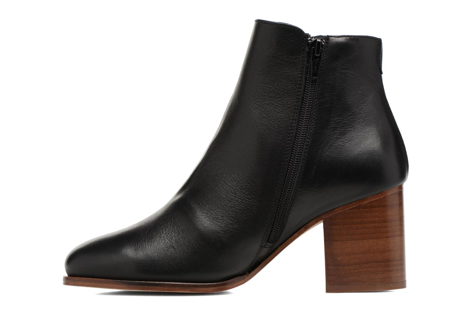 Ankle boots Anaki Jada Black front view