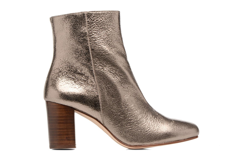 Bottines et boots Anaki Lux Or et bronze vue derrière