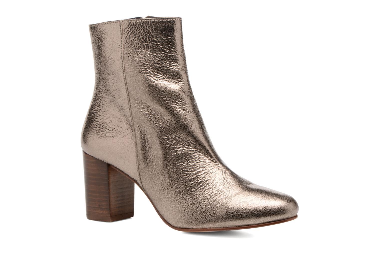 Bottines et boots Anaki Lux Or et bronze vue détail/paire